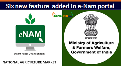 Ministry Of Agriculture Include 6 New Feature In E Nam Portal