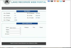 Search land records online andhra pradesh