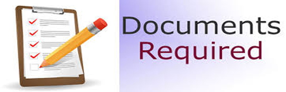 Documents required In India